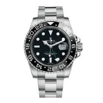 勞力士 GMT-Master II 新的 自動發條 附正版包裝盒和原版文件的手錶 116710LN