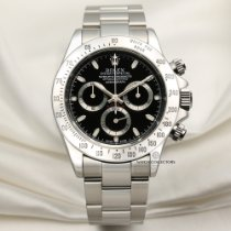 Rolex 116520 Steel 2001 Daytona 40mm pre-owned United Kingdom, London