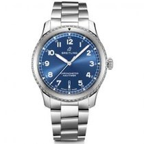 Breitling A17314101C1A1 Steel 41mm new United States of America, Pennsylvania, Holland