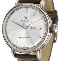 Poljot Steel 43mm Automatic 2427.1540991 new