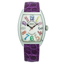 Franck Muller Color Dreams 1750 SC AT FO COL DRM.SS or 1750SCATFOCOLDRM.SS new