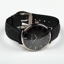 H.Moser & Cie. Venturer White gold 39mm Black No numerals