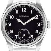 Montblanc 1858 Steel 44mm Black Arabic numerals United States of America, California, Moorpark