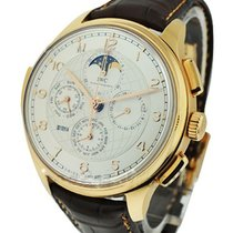 IWC IW377402 Portuguese Grande Complication - Rose Gold on...