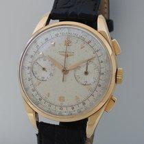 Longines Chronograph CH30 Vintage orig. ZB -Gold 18k/750