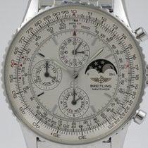Breitling Montbrillant Olympus Acero 43mm Plata