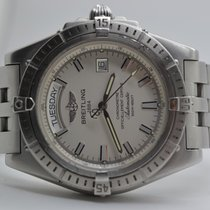 Breitling Headwind Day Date A45355