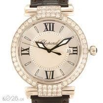 Chopard Imperiale 8532 Steel Aftermarket Diamonds ø36 mm,...
