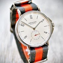 NOMOS Steel 40mm Automatic 555 new