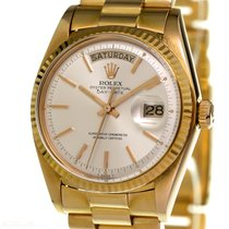 Rolex Vintage Day-Date Ref-1803 18k Rose Gold Step Dial...