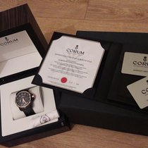Corum Admiral's cup competition 48 black & gold