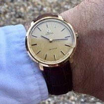 Omega De Ville Gold Cal 625 papers box Mens gents watch