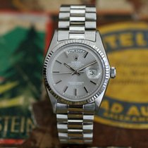 Rolex Day-Date WG with Rare Grey Dial