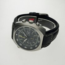 Sinn 140 Steel 43mm Black Arabic numerals