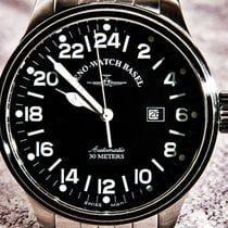 Zeno-Watch Basel X-Large Pilot Watch Automatic - 856324a1