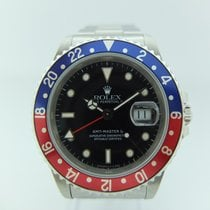 Rolex GMT-Master II Pepsi Top Condition U-Series 1998