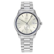 Gucci G-Timeless Acero 40mm Plata Sin cifras