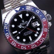 Rolex GMT-Master II #126710BLRO New / Neu /Nuovo