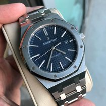 Audemars Piguet Royal Oak Selfwinding Steel 41mm Blue No numerals United States of America, Florida, Miami