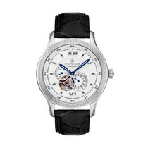 René Mouris 44mm Automatic 2018 new White