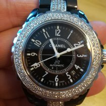 Chanel H1339 Ceramic 2009 J12 pre-owned