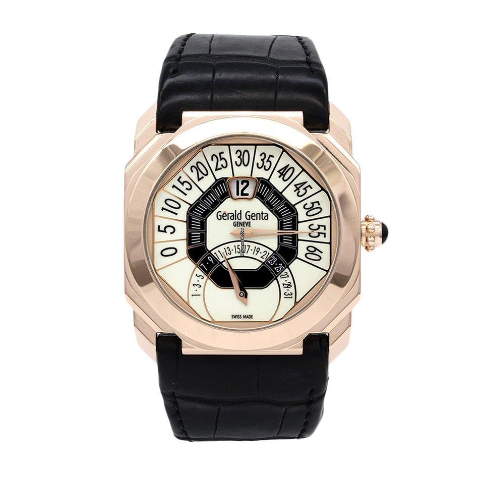 d14d4e28841 Gérald Genta watches - all prices for Gérald Genta watches on Chrono24