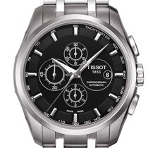 Tissot Couturier new Automatic Chronograph Watch with original box and original papers T0356271105100