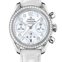 Omega Speedmaster Ladies Chronograph Steel Mother of pearl United States of America, Florida, North Miami Beach