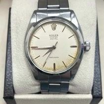 Rolex Steel 34mm Automatic 6422 pre-owned
