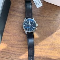 IWC Pilot Chronograph new 2018 Automatic Chronograph Watch with original box and original papers IW377709