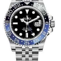 Rolex 126710BLNR Steel 2019 GMT-Master II 40mm new United States of America, New York, New York