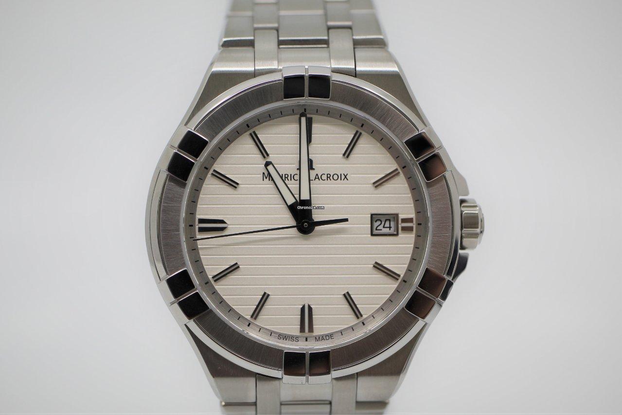 3b671f4e2acd Relojes Maurice Lacroix - Precios de todos los relojes Maurice Lacroix en  Chrono24