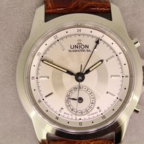 Union Glashütte Steel 39mm Automatic new