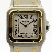 Cartier Santos Galbée Gold/Stahl 32mm Deutschland, Stuttgart