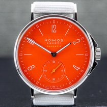 NOMOS Steel 36mm Automatic 31972 pre-owned