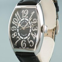 Franck Muller Steel 32mm Automatic 5850SC REL pre-owned