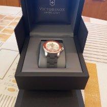 维氏瑞士军表 女士錶 Maverick 34mm 石英 新的 附正版包裝盒和原版文件的手錶 2019