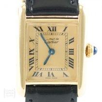 Cartier Tank Vermeil 5057001 gebraucht