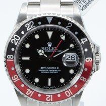 Rolex GMT-Master II Steel 40mm Black No numerals United States of America, Georgia, ATLANTA