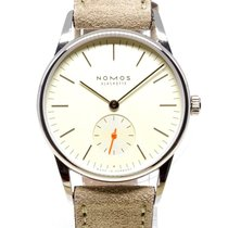 NOMOS Orion 33 Staal 32,8mm Champagne