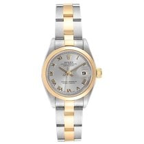 Rolex Oyster Perpetual Lady Date 69163 1995 pre-owned