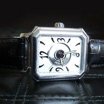 Perrelet Rectangle Royale - Silver Dial