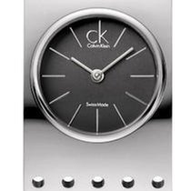 ck Calvin Klein new Quartz 24mm Steel Sapphire Glass