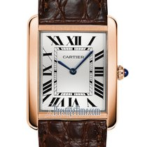 Cartier Tank Solo 24.4mm Silver