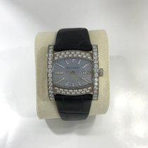Bulgari Assioma White Gold Diamond Quartz