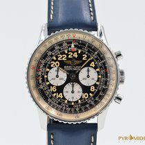 Breitling Navitimer Cosmonaute Open Back Serie Speciale A12023