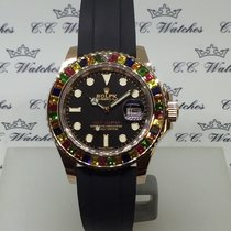 Rolex 116695 SATS Or rose Yacht-Master