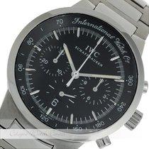 IWC GST Chronograph Stahl 3727