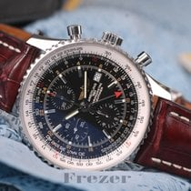 Breitling Navitimer World GMT Chronograph