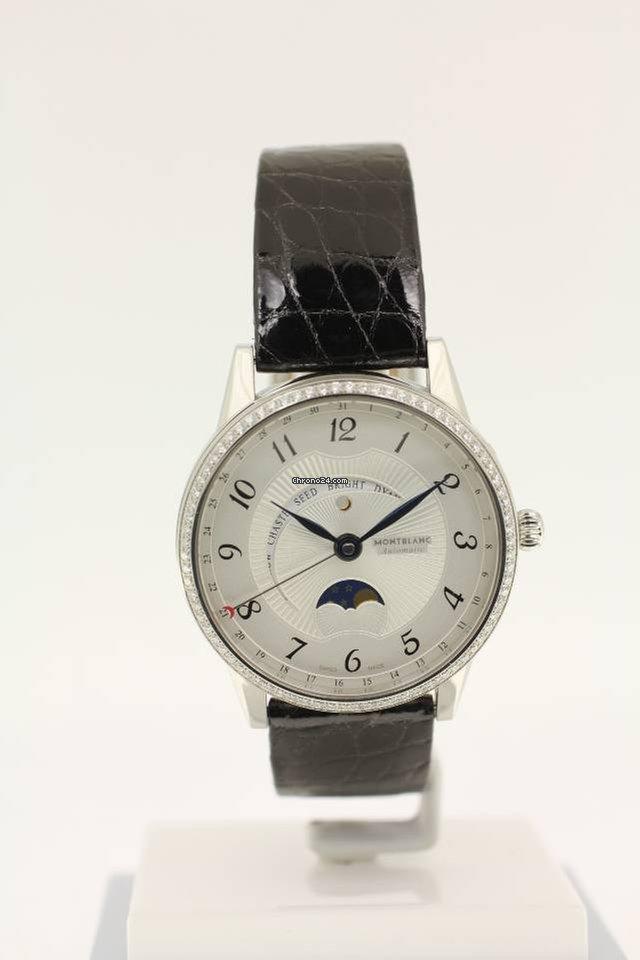 7b7bb9e3d98 Relógios de senhora Montblanc - Relógios de senhora 368 Montblanc na  Chrono24